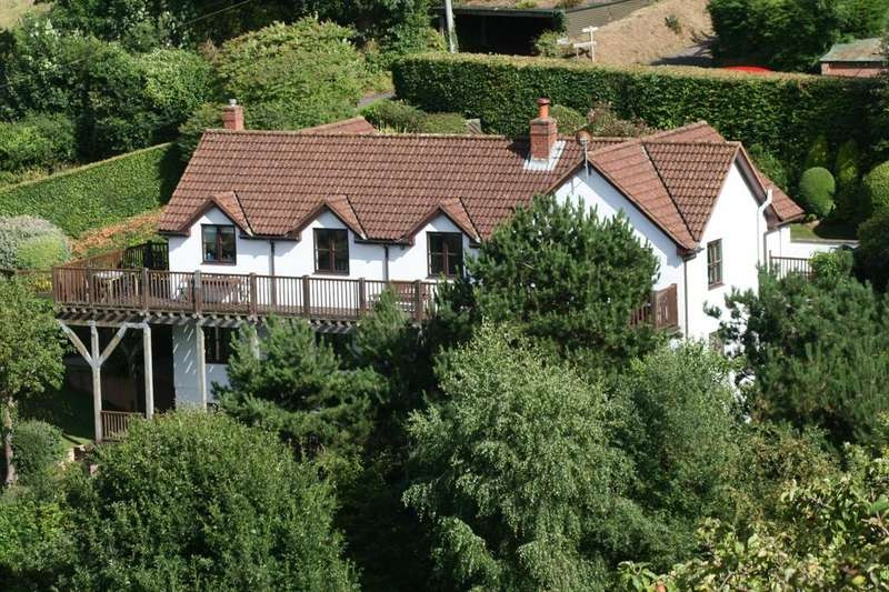 4 Bedrooms Detached House for sale in Redway, Porlock