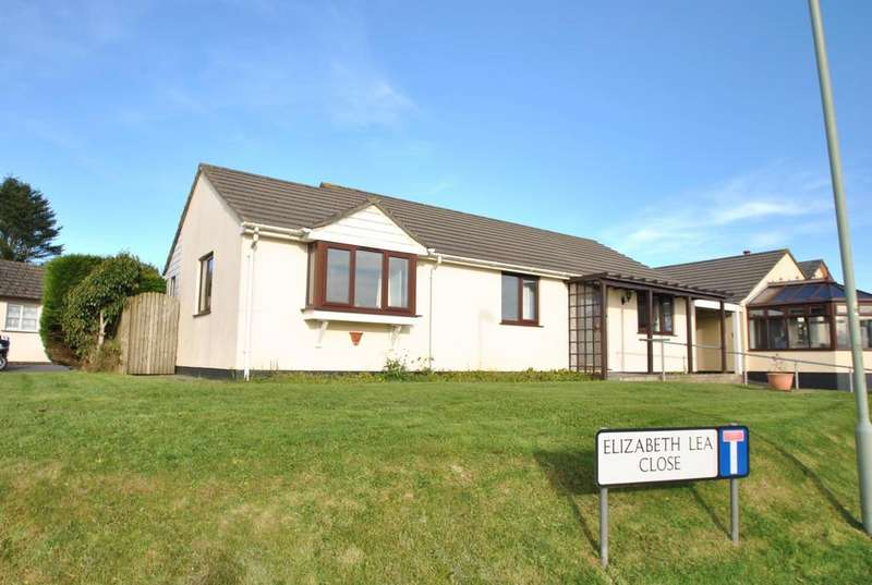 2 Bedrooms Bungalow for sale in Elizabeth Lea Close, Bradworthy