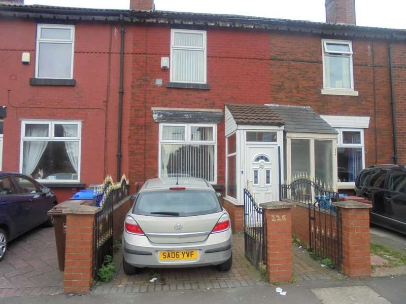 2 Bedrooms Terraced House for sale in Broom Lane, Manchester, M19