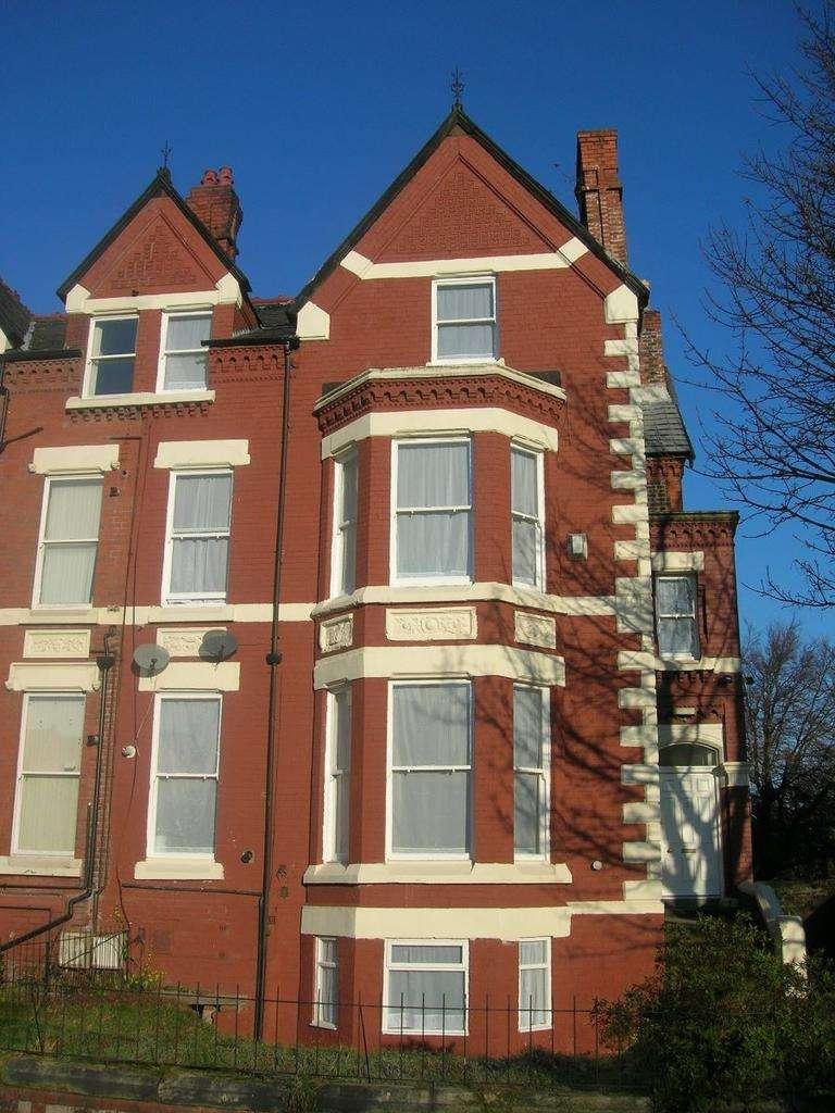 1 Bedroom Flat for sale in Newsham Park