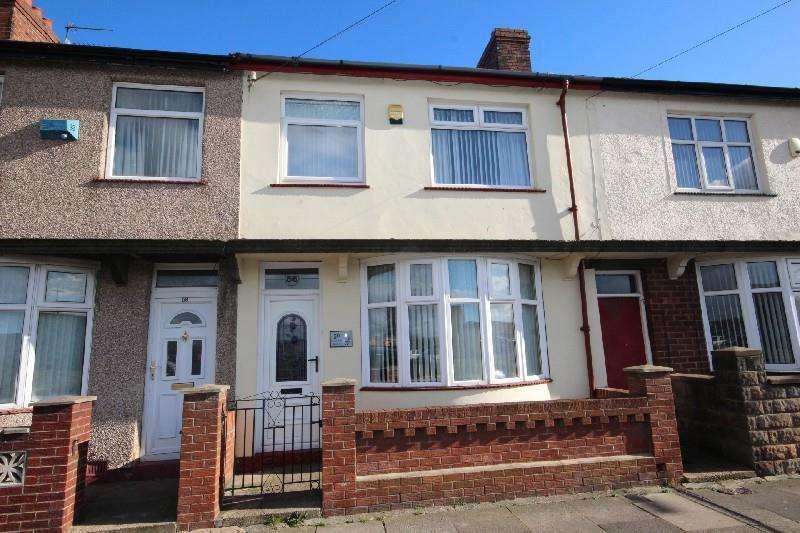 3 Bedrooms Terraced House for sale in Jesmond Gardens, Hartlepool