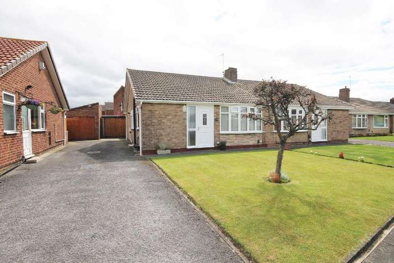2 Bedrooms Bungalow for sale in Sinnington Road, Thornaby