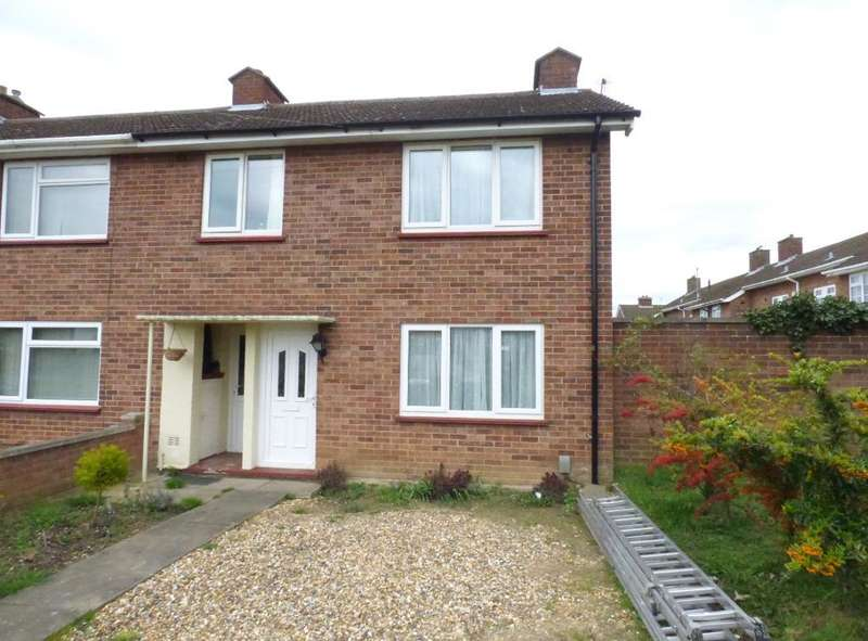 3 Bedrooms End Of Terrace House for sale in Church Lane, Bedford, MK41 0AP