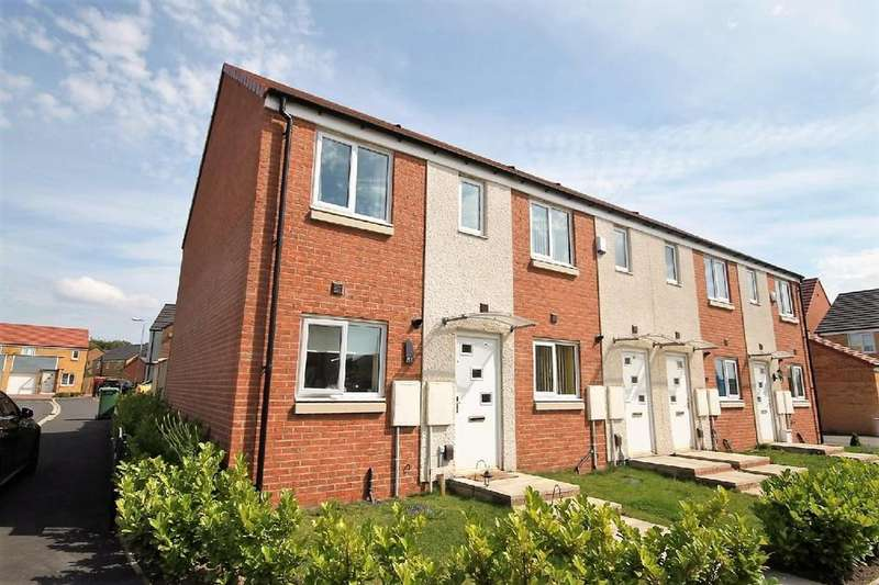 2 Bedrooms End Of Terrace House for sale in Greatham Avenue, Whitewater Glade