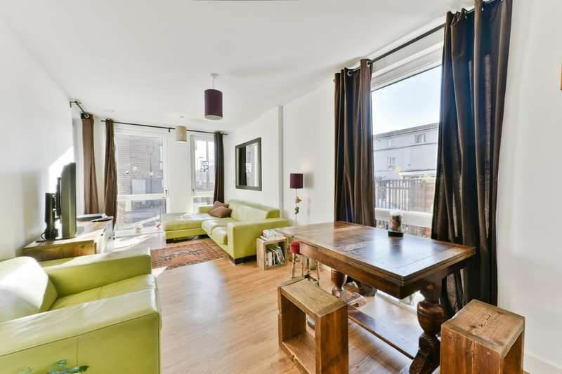 2 Bedrooms Flat for sale in Seven Sisters Road, London N4