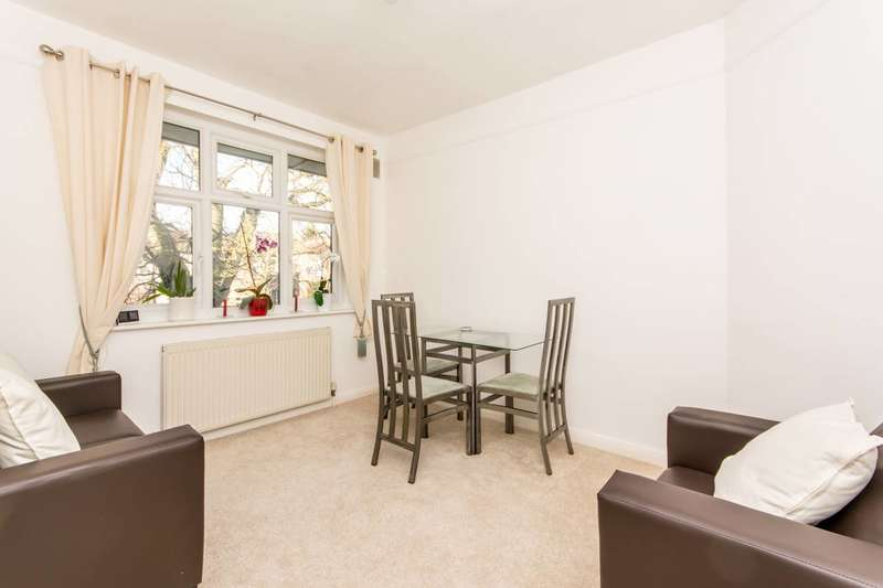 2 Bedrooms Maisonette Flat for sale in Abercorn Close, Mill Hill East, NW7