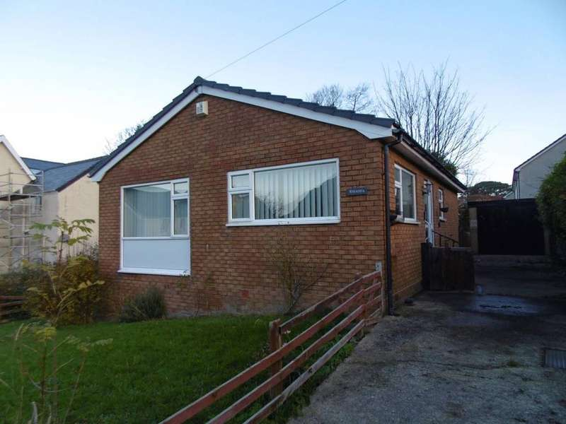 2 Bedrooms Detached Bungalow for sale in Merton Park, Penmaenmawr, LL34 6DL