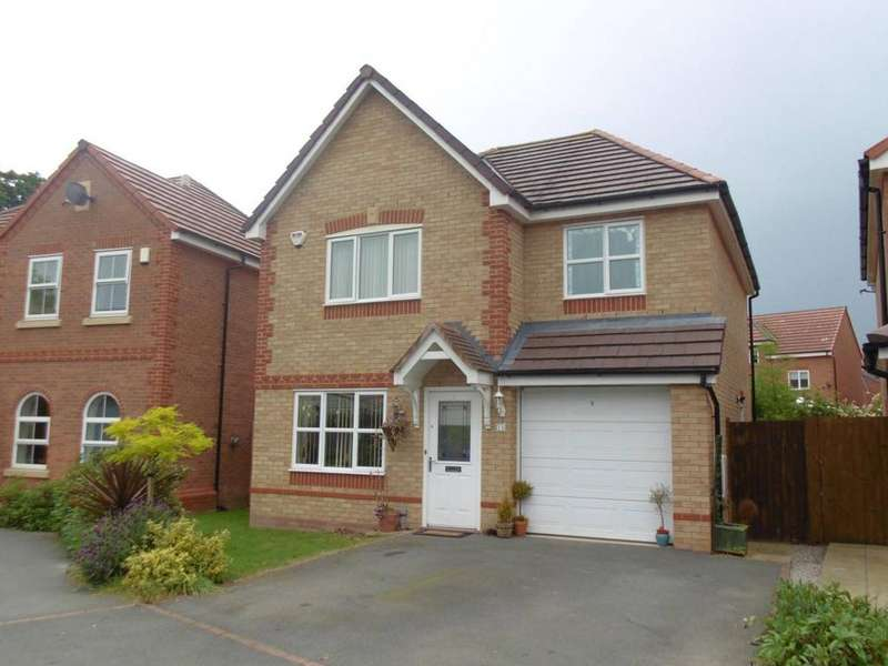 3 Bedrooms Detached House for sale in 44 Llys Onnen, Llandudno Junction, LL31 9EZ