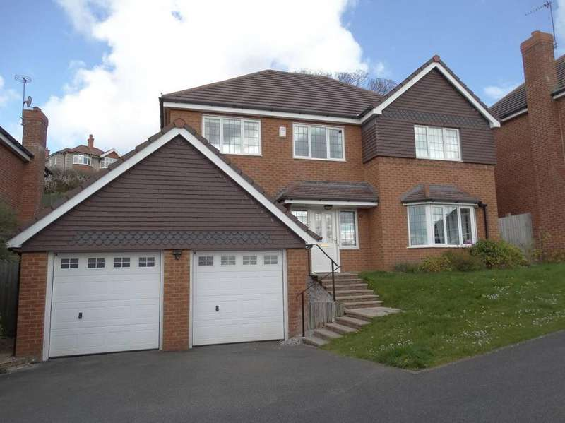 4 Bedrooms Detached House for sale in Gwynant, Hen Golwyn, LL29 9NJ