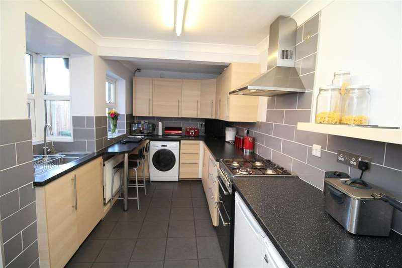 2 Bedrooms End Of Terrace House for sale in Newcastle Avenue, Worksop