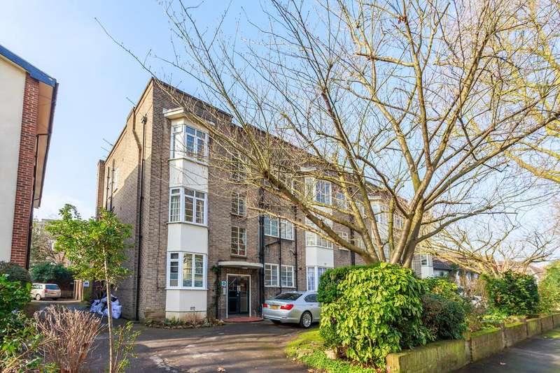 2 Bedrooms Flat for sale in Kelvin Court, Spencer Road, London
