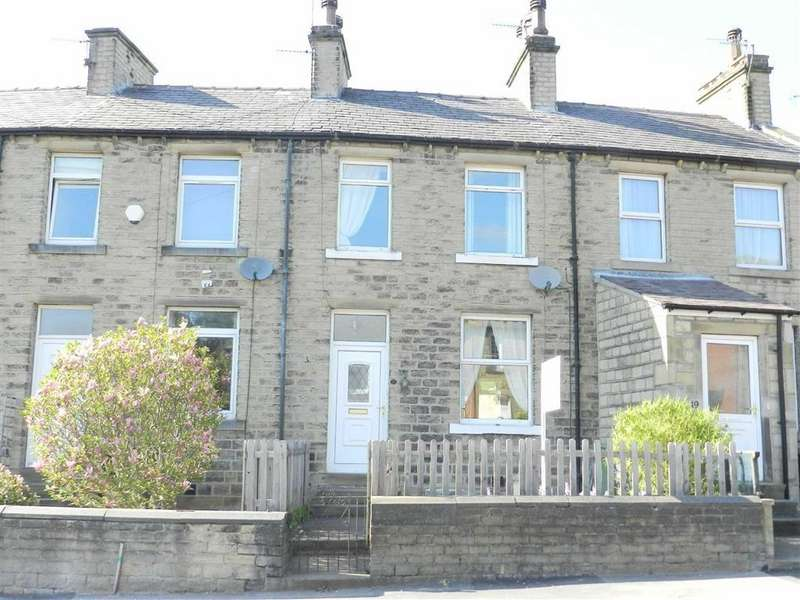 2 Bedrooms Terraced House for sale in Newsome Road South, Berry Brow, Huddersfield, HD4