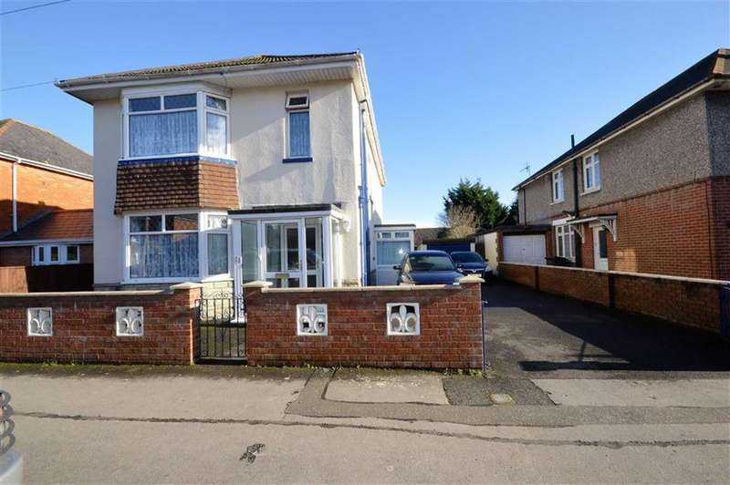 3 Bedrooms Detached House for sale in Ensbury Avenue, Bournemouth, Dorset, BH10