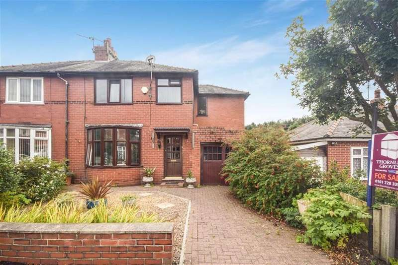 3 Bedrooms Semi Detached House for sale in Bridgewater Road, Worsley, Manchester
