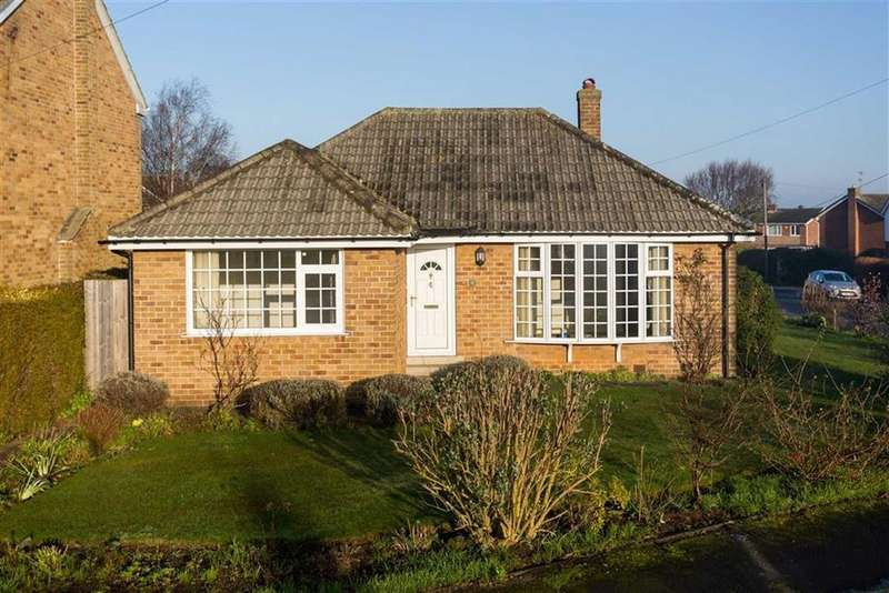 3 Bedrooms Bungalow for sale in Moor Side, Boston Spa, LS23