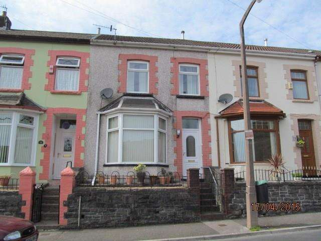 3 Bedrooms Terraced House for sale in Church Terrace, Ferndale