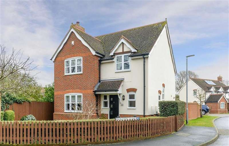 4 Bedrooms Detached House for sale in Duncots Close, Ickleford, SG5