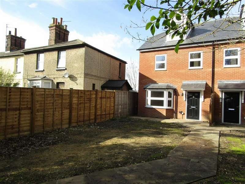 3 Bedrooms Semi Detached House for sale in Station Terrace, Hitchin, SG4