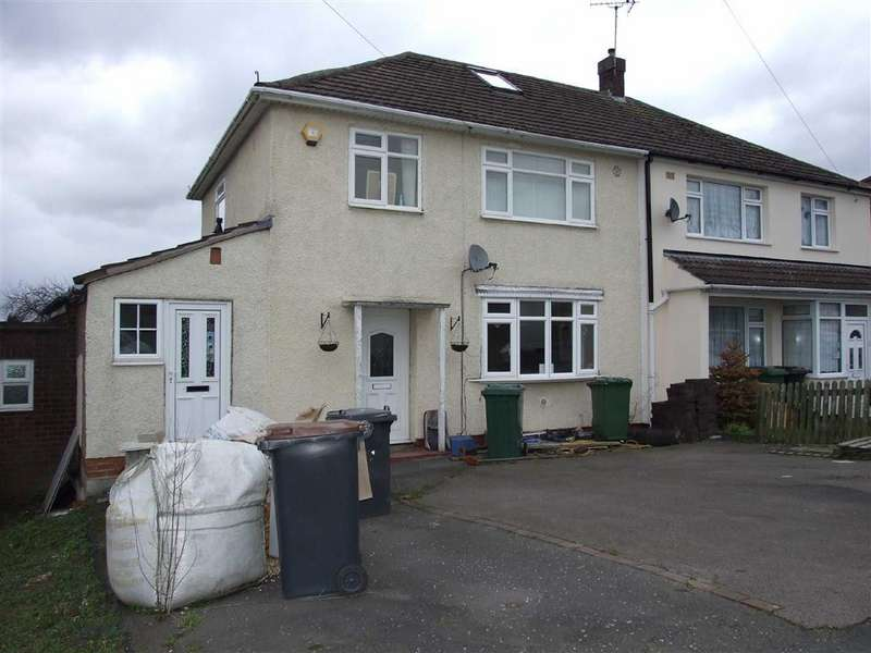 3 Bedrooms Semi Detached House for sale in Grant Road, Exhall