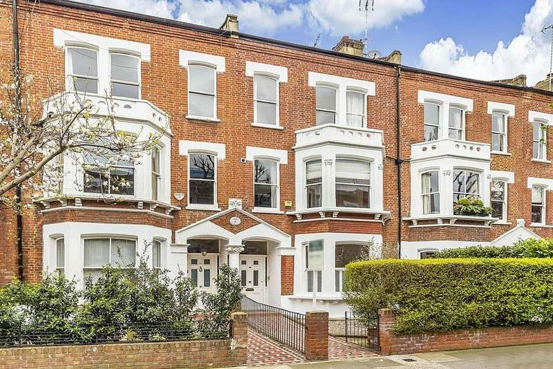 6 Bedrooms Terraced House for sale in Aynhoe Road, Brook Green, London, W14