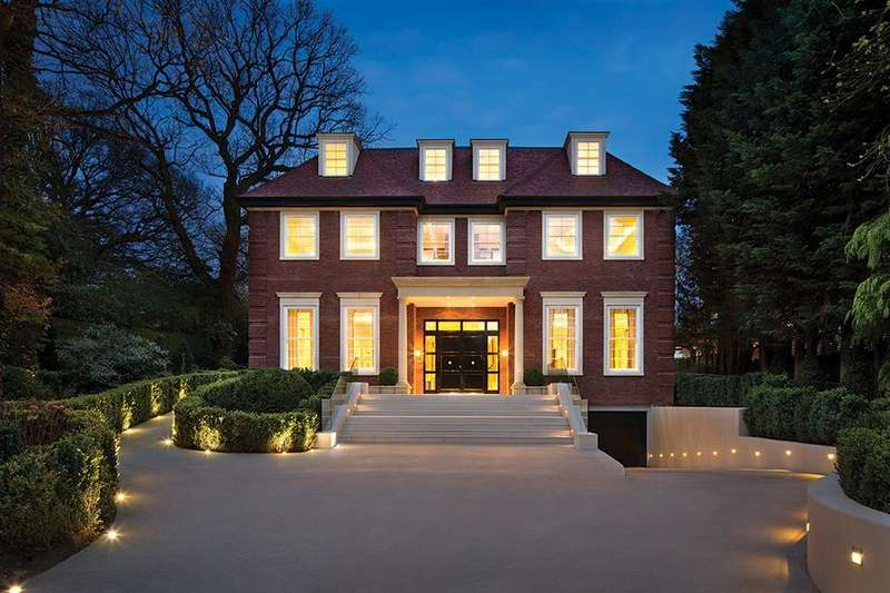 9 Bedrooms Detached House for sale in Fairways, White Lodge Close, off The Bishops Avenue, N2