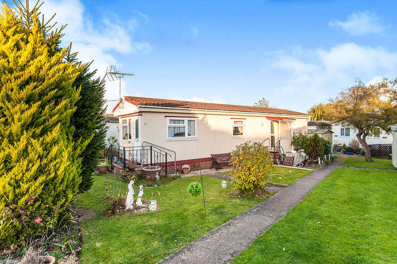 2 Bedrooms Detached Bungalow for sale in Rosewood Crescent, Cat Fiddle Park,Clyst St. Mary, Exeter, EX5