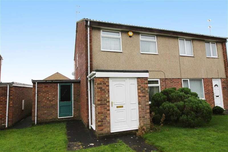 3 Bedrooms Semi Detached House for sale in Tynell Walk, Newcastle Upon Tyne, NE3