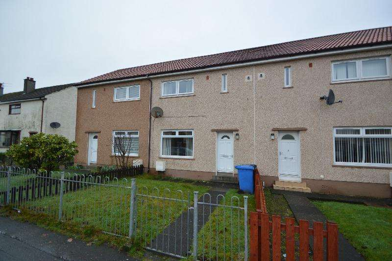 2 Bedrooms Terraced House for sale in Livingstone Terrace, Irvine, North Ayrshire, KA12 9LA