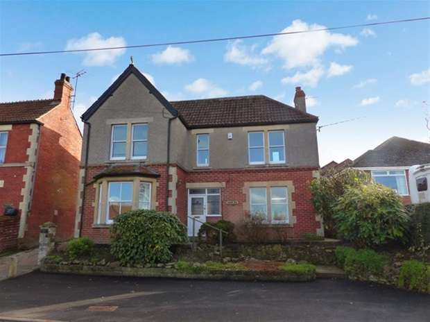 5 Bedrooms Detached House for sale in Bratton Road, Westbury