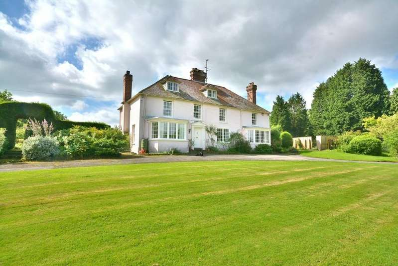 6 Bedrooms Detached House for sale in Bury, Pulborough