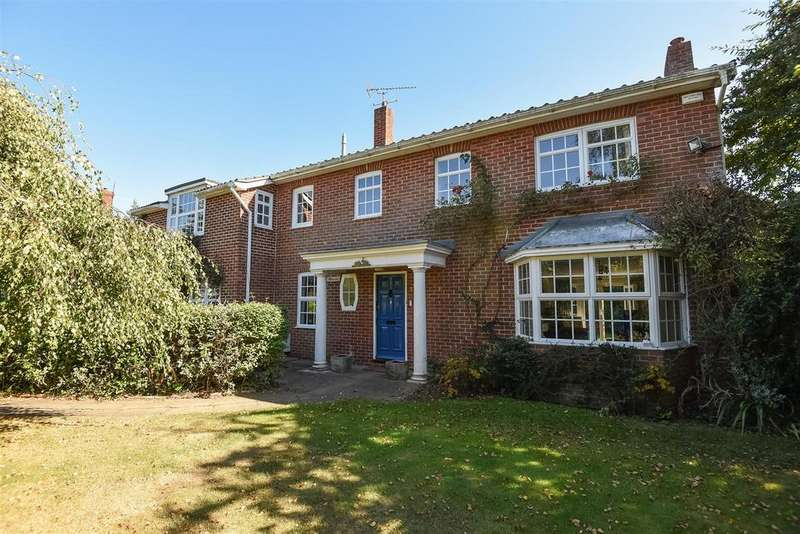 6 Bedrooms Detached House for sale in Greenacres, Birdham