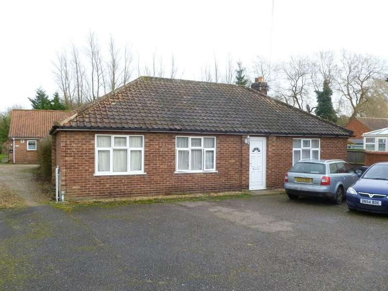 3 Bedrooms Detached Bungalow for sale in Church Street, Litcham, Kings Lynn, Norfolk
