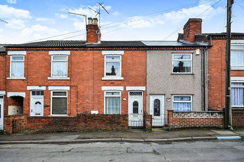 2 Bedrooms Property for sale in Parkin Street, Alfreton, DE55