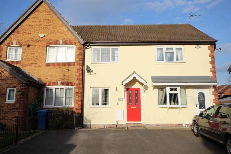 2 Bedrooms Town House for sale in Malthouse Road, Ilkeston