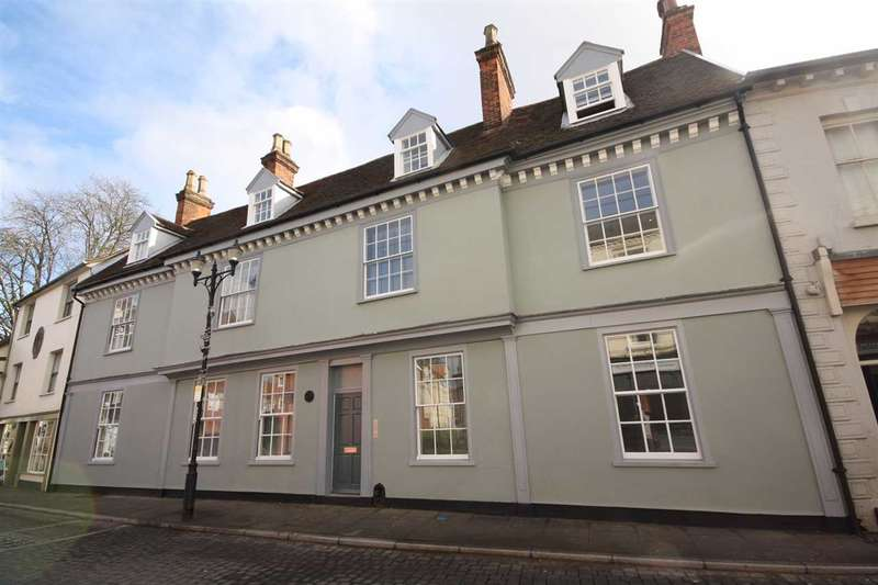 2 Bedrooms Apartment Flat for sale in Alexander House, 19-23 Fore Street, Ipswich