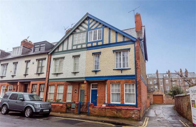 4 Bedrooms End Of Terrace House for sale in Queen Annes Road, Bootham, York