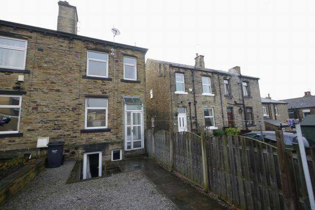 2 Bedrooms End Of Terrace House for sale in Edward Street Clifton Brighouse