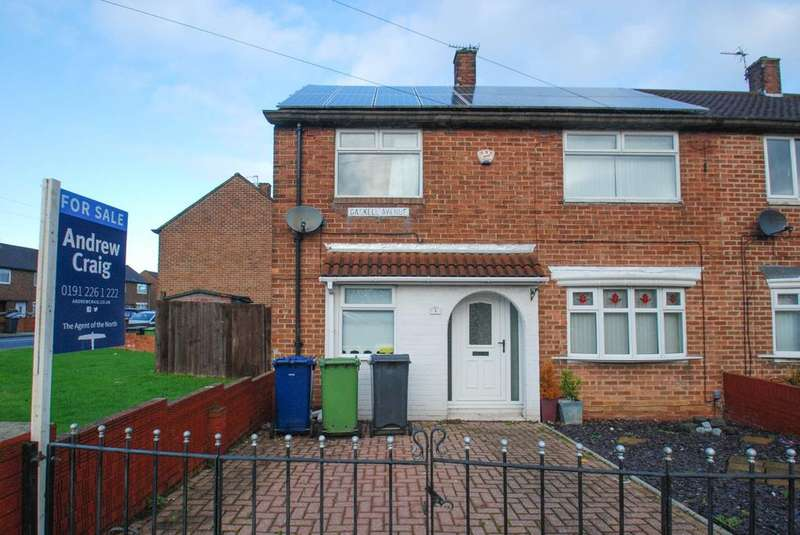 3 Bedrooms Terraced House for sale in Gaskell Avenue, South Shields