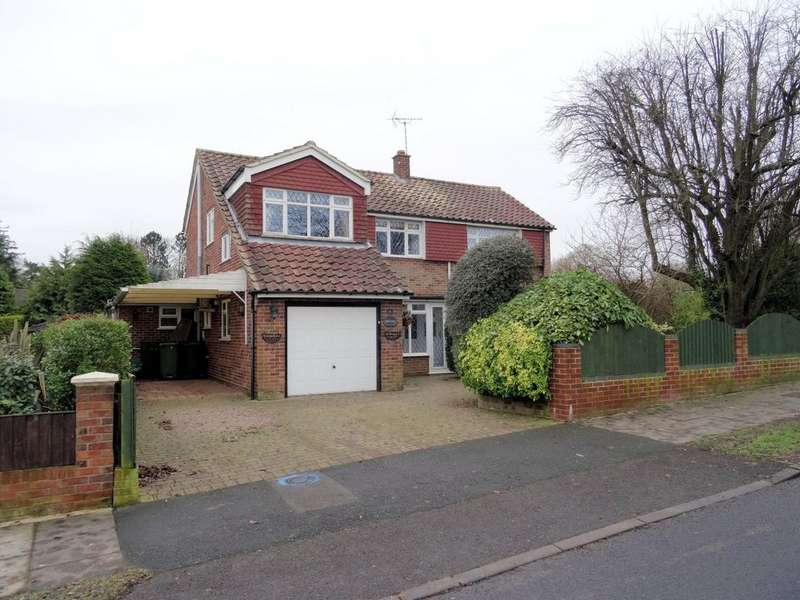 4 Bedrooms Detached House for sale in Harrow Way