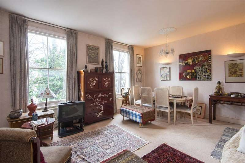 3 Bedrooms Flat for sale in Greenwood Road, London, E8