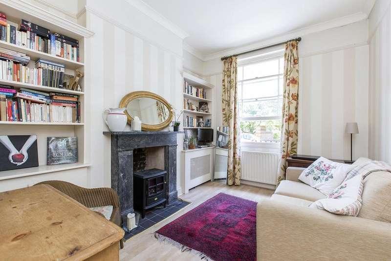 2 Bedrooms Flat for sale in Aylesford Street, SW1V