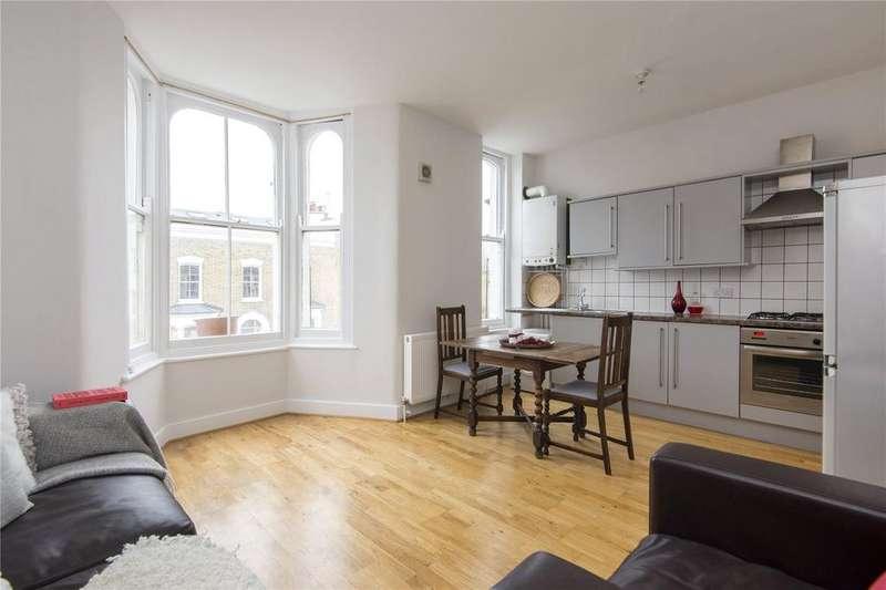 1 Bedroom Flat for sale in Powerscroft Road, London, E5