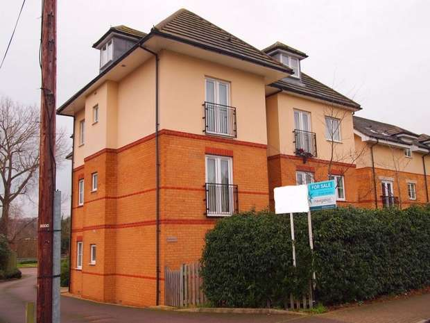 2 Bedrooms Flat for sale in Ebberns Road, Apsley, Hemel Hempstead, Hertfordshire
