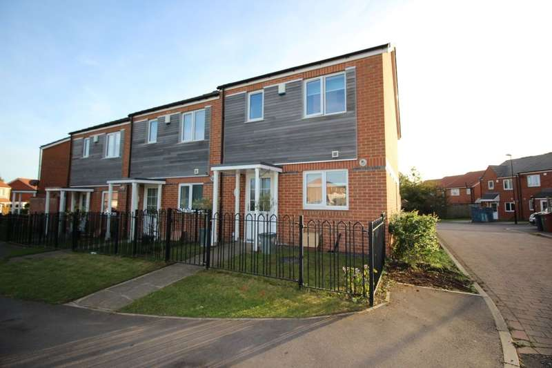 3 Bedrooms Semi Detached House for sale in Elgin, Doxford Park, Sunderland, SR3