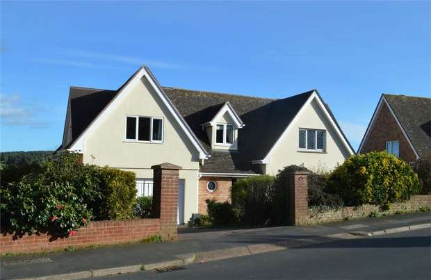 5 Bedrooms Detached House for sale in 84 Douglas Avenue, EXMOUTH, Devon