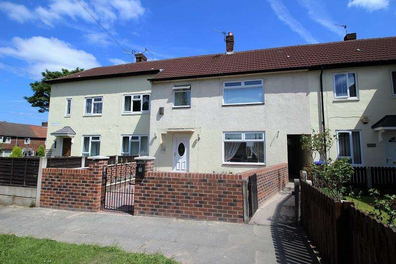 3 Bedrooms Terraced House for sale in Findon Road, Manchester, Greater Manchester. M23 1WN