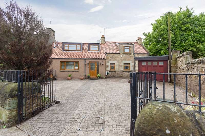 4 Bedrooms Cottage House for sale in Bridge Street, Tranent, East Lothian, EH33 1AL