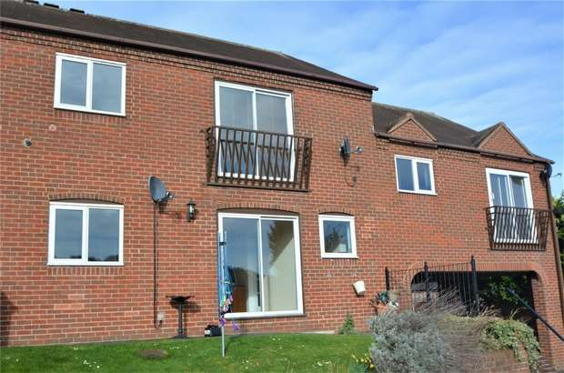 2 Bedrooms Flat for sale in Dove Court, Ironbridge, Shropshire