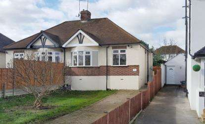 2 Bedrooms Semi Detached Bungalow for sale in Court Road, Orpington