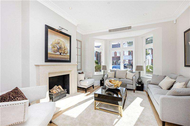 5 Bedrooms House for sale in Madrid Road, Barnes, London, SW13